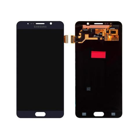 LCD SAMSUNG Note 5 N920F + Touch Black OLED