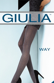 Колготки Giulia Way 11