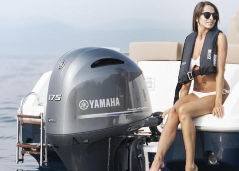 Лодочный мотор Yamaha F175 AETX