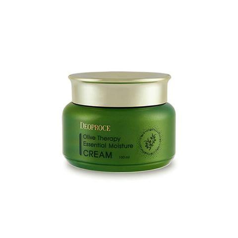 Интенсивно увлажняющий крем с экстрактом оливы DEOPROCE Olive Therapy Essential Moisture Cream 100 м