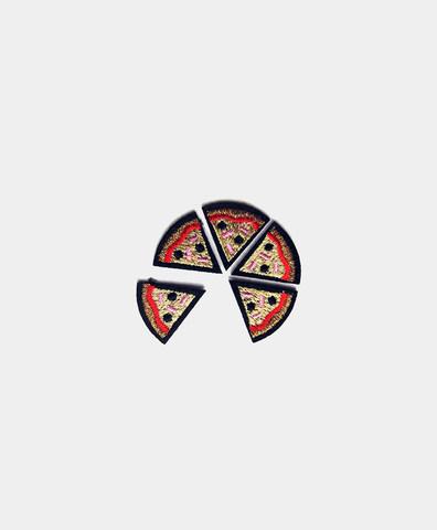 Патч-заплатка Pizza