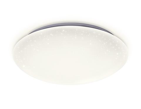 Потолочный светодиодный светильник с пультом FF41 WH белый 48W D400*105 (ПДУ ИК)