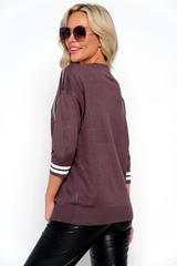 """<p>Пуловер """"Филадельфия"""" - актуальная модель на осень 2021. Идеальный женственный вариант на каждый день.&nbsp;</p>"""