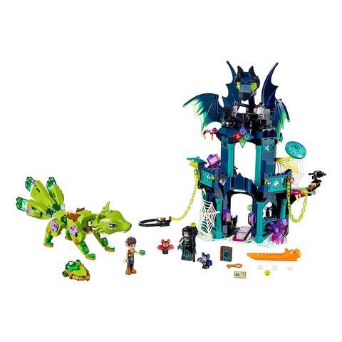LEGO Elves: Побег из башни Ноктуры 41194 — Noctura's Tower & the Earth Fox Rescue — Лего Эльфы
