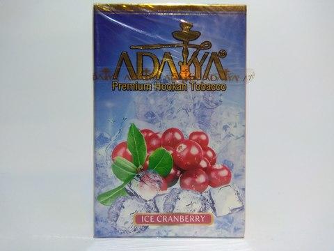 Табак для кальяна ADALYA Ice Cranberry 50 g