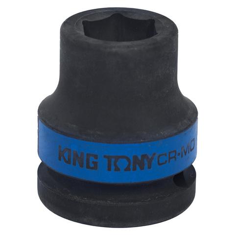 "Головка торцевая ударная шестигранная 3/4"", 18 мм KING TONY 653518M"