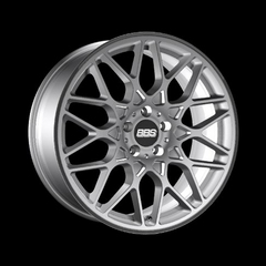 Диск колесный BBS RX-R 9.5x19 5x112 ET40 CB82.0 brilliant silver