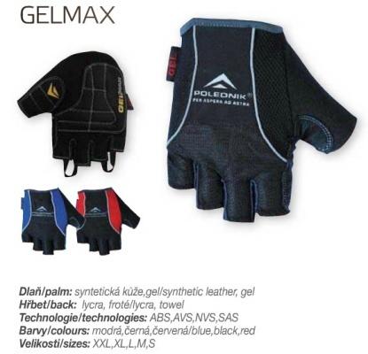 Перчатки Polednik GELMAX, S
