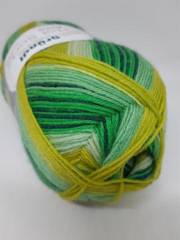 Носочная пряжа Gruendl Hot Socks Arco 07 купить