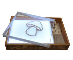 Стекло-вкладыш для рисования (для размера 70х50)