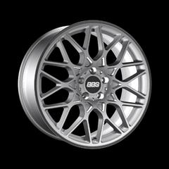 Диск колесный BBS RX-R 10x19 5x120 ET35 CB82.0 brilliant silver