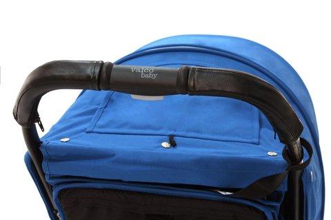 Накладки на ручку и бампер Valco Baby Handlecover для Snap, Snap4 / Чёрные