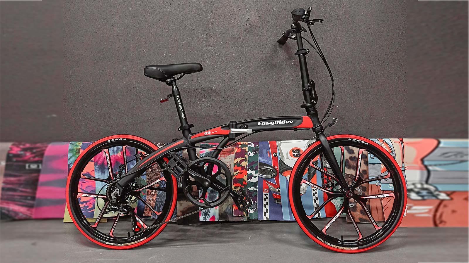 складной велосипед Easyrider smart 20