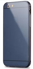 Стильный защитный чехол для Iphone 5/5s (navy blue)