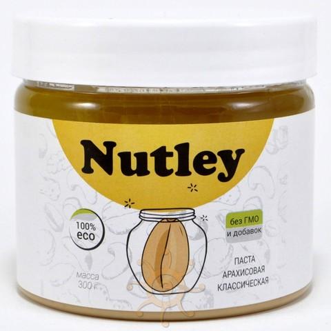Паста арахисовая классическая Nutley, 300г