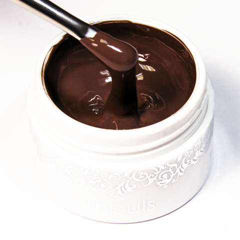 "Гель паста ""Молочный шоколад"" № Р17, 5 мл"