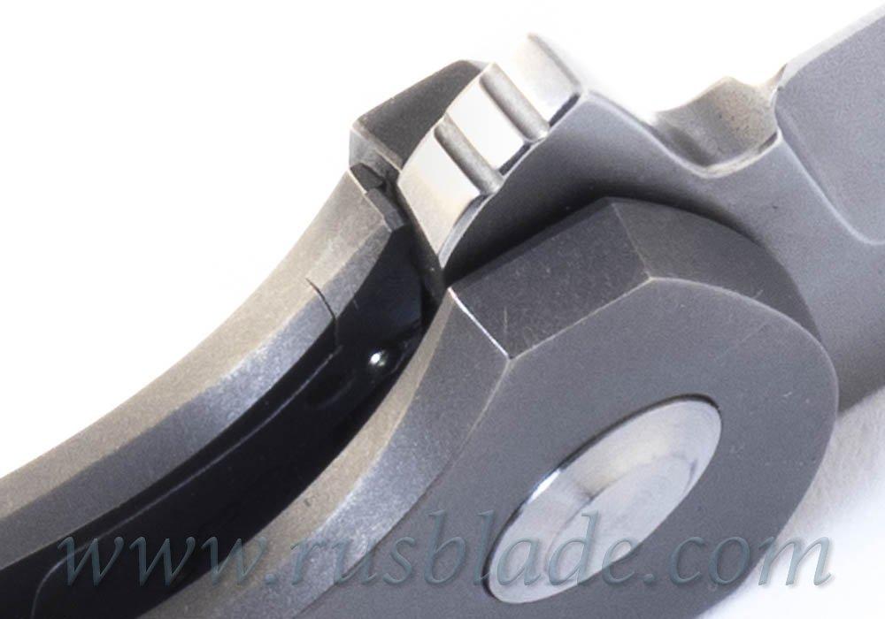 Cheburkov Wolf M390 Titanium Folding Knife - фотография