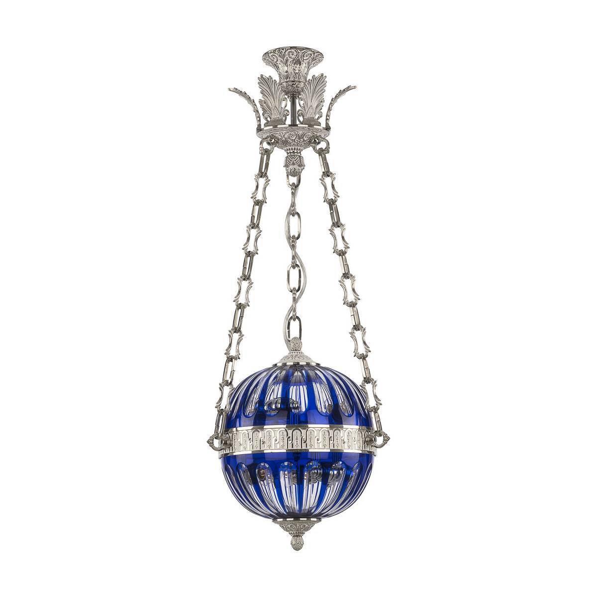 Подвесной светильник Bohemia Ivele 71000P/25 NW Clear-Blue/H-1H Y8