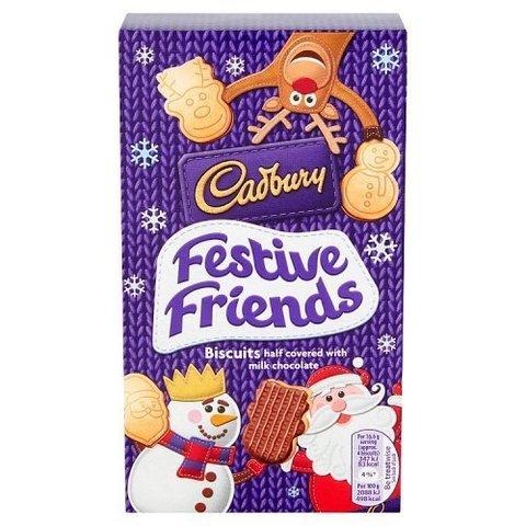 Cadbury Festive Friends 150 гр