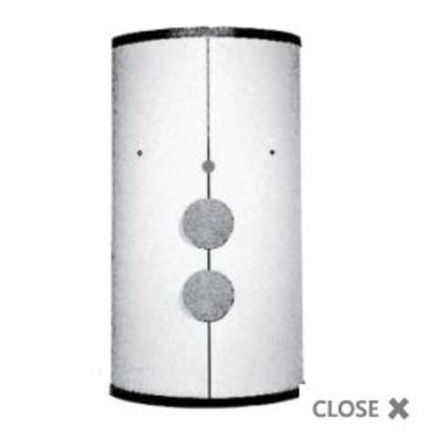 Stiebel Eltron WD 612 - теплоизоляция для SB 602 AC