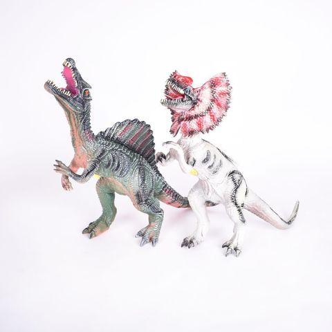 Резиновый динозавр микс виды бол.