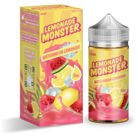 Жидкость Lemonade Monster 100 мл Watermelon Lemonade