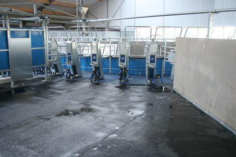 Стойловое оборудование, доильный зал