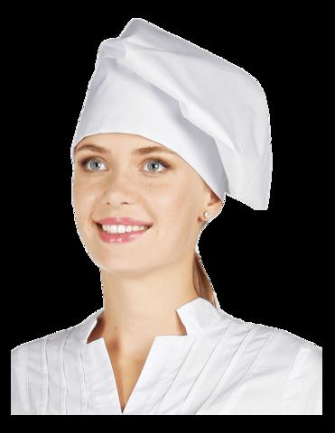 Колпак повара  Белый (тк Тиси)