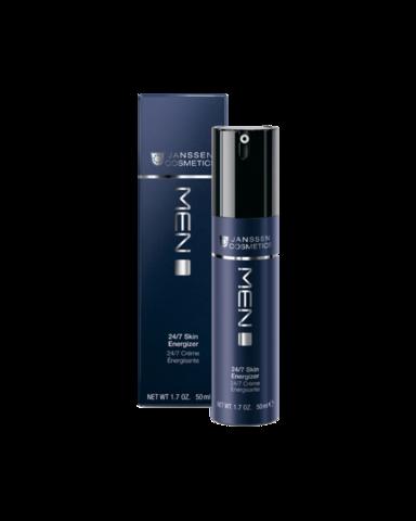 JANSSEN | Легкий anti-age дневной крем 24-часового действия / 24/7 Skin Energizer, (50 мл)
