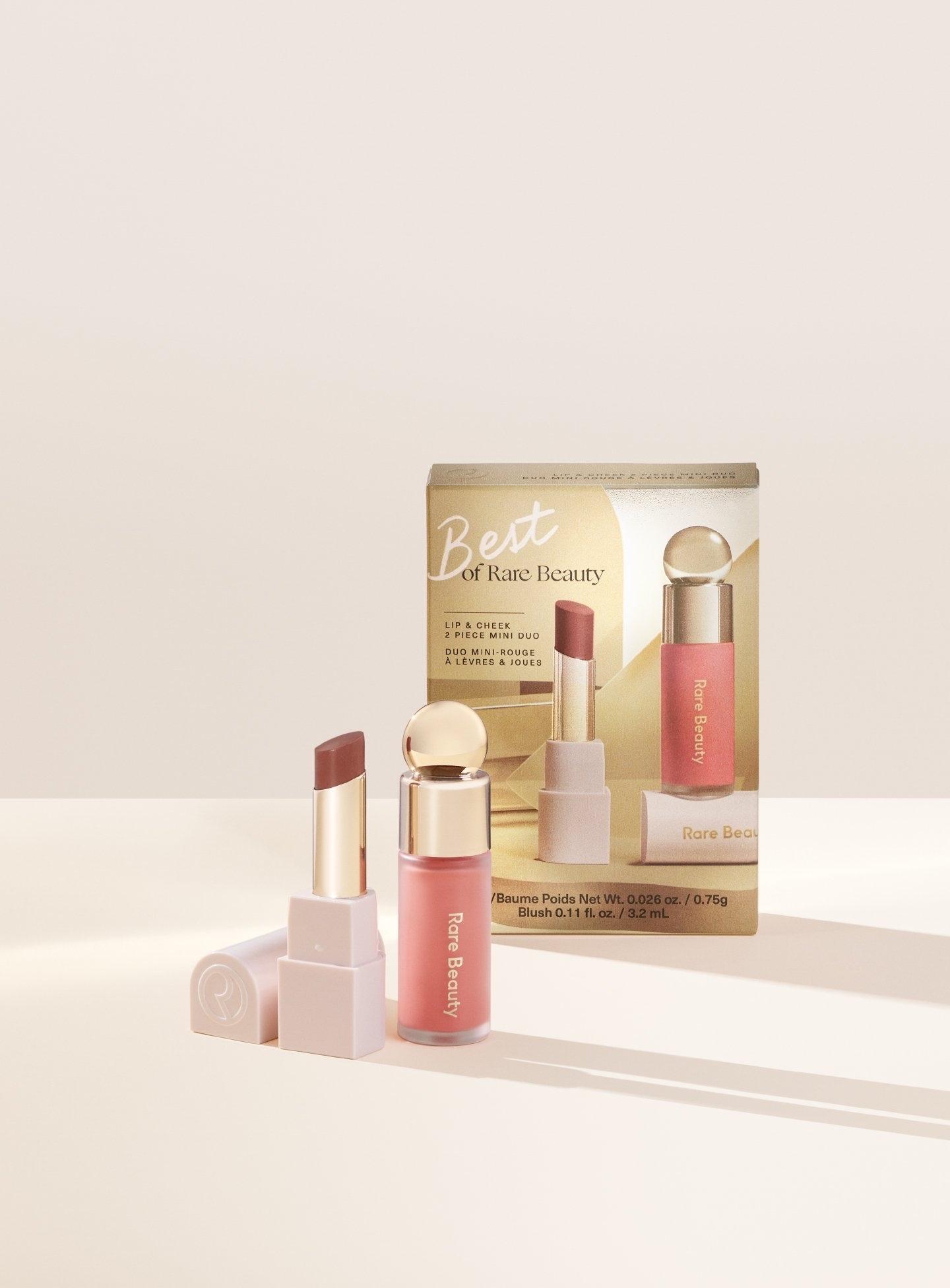 Rare Beauty Best of Rare Beauty Lip & Cheek Mini Duo