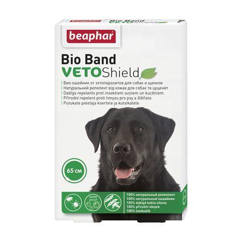 Беафар Bio Band ошейник от блох Био+ для собак 65 см