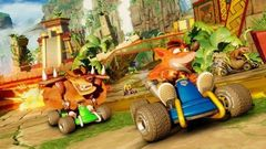 Crash Bandicoot™ - N. Sane Trilogy + CTR Nitro-Fueled Комплект игр (PS4, английская версия)