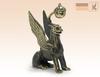 фигурка Грифон с фонарем 6,5 см.