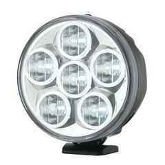 Фара дальнего света MTF Light JL9320 12-24В, 46Вт, 4050ЛМ
