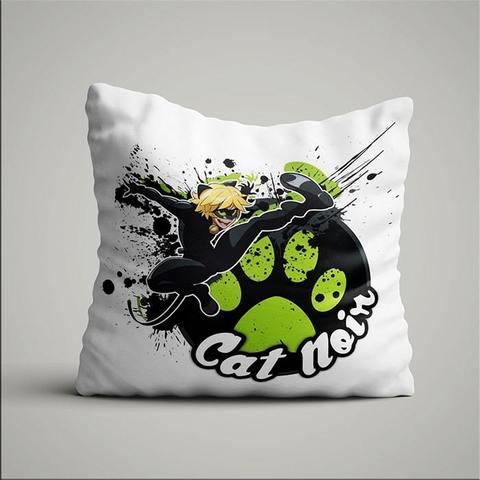 Подушка с Супер Котом №2