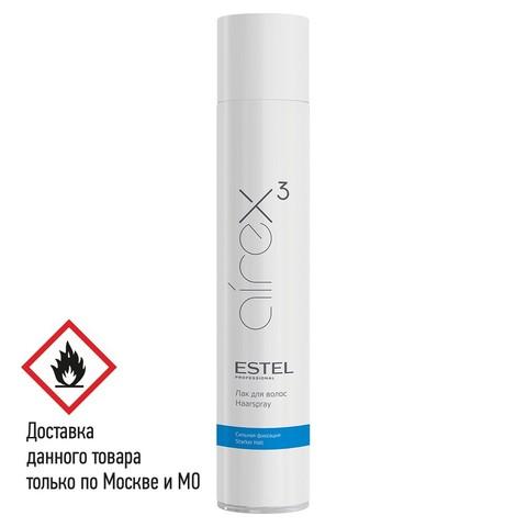 Лак для волос сильная фиксация AIREX, 400 мл