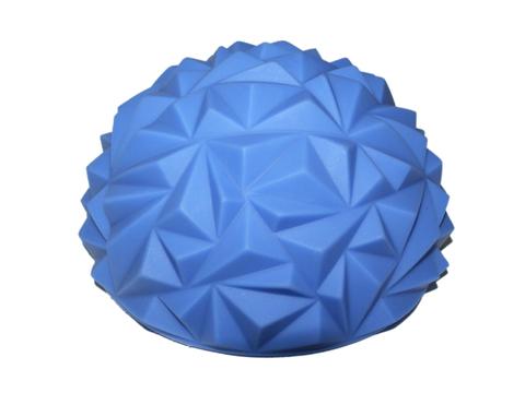 Массажная балансировочная полусфера с треугольными  шипами: YJ-D3