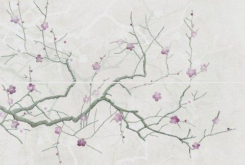 Панно Haiku светло-серый HI2U522DT 500х750