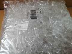 900020 Кювета для анализаторов различных марок (ПС, 2,5 мл, цилиндрическая, типа Hitachi, размером 17х38,00мм)