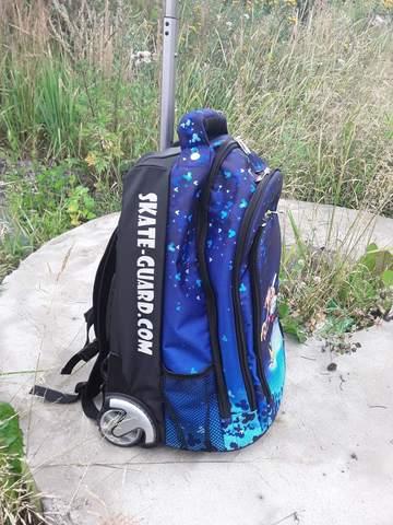 Сумка-рюкзак на колесиках «Микки-Маус»