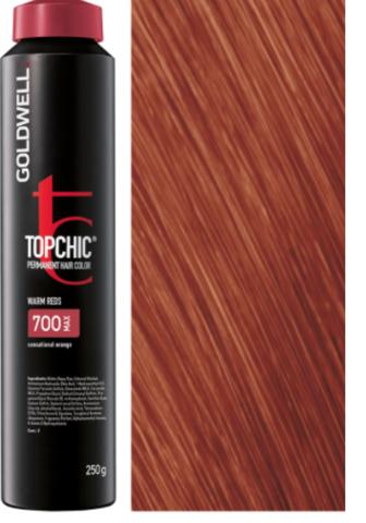 Goldwell Topchic 7OO MAX чувственный рыжий TC 250ml