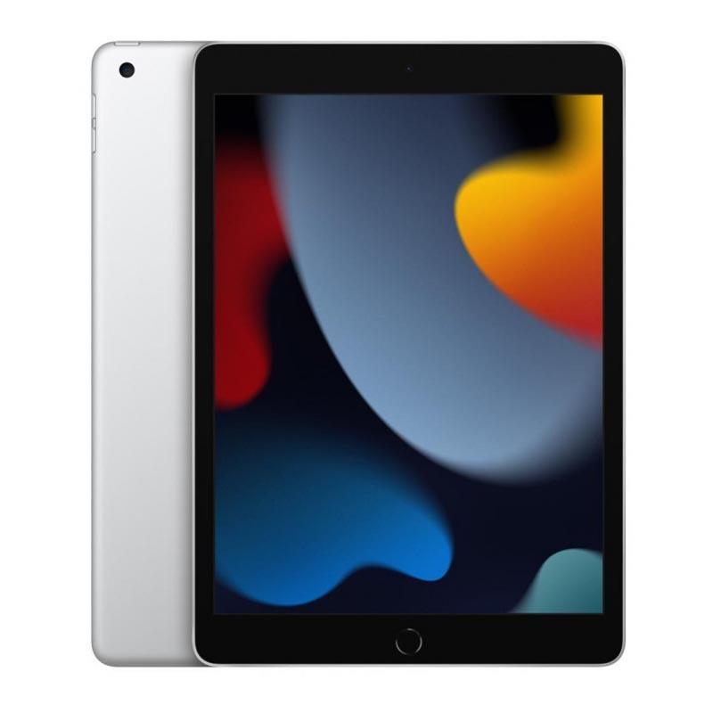 iPad (2021) 10,2 дюйма, Wi-Fi, 64 ГБ, серебристый