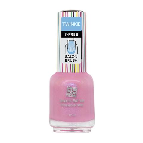 Brigitte Bottier Лак TWINKIE тон 04 светло-розовый перламутр