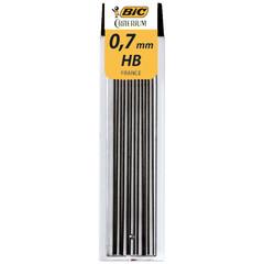 Стержни микрографические BIC Leads 0.7 мм (12 штук в упаковке)