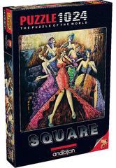 Puzzle Kadınlar Orkestrası. Ladies Orchestra 1024 pcs