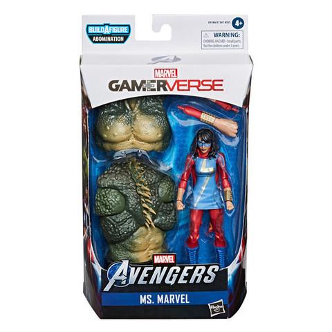 Marvel Legends Series: Marvel GamerVerse Avengers Ms. Marvel