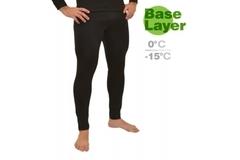 Кальсоны мужские Mottomo Base Layer XL черный