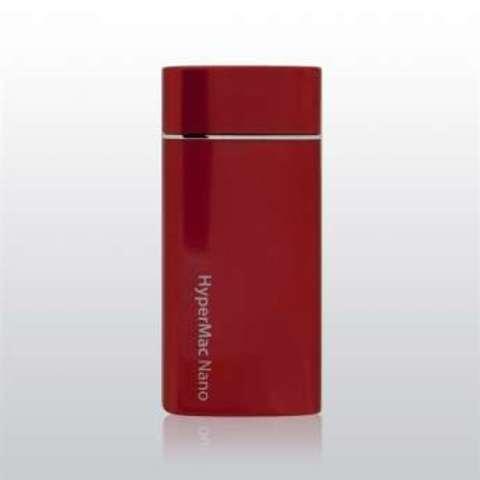 HyperMac Nano 1800mAh – внешняя батарея для iPhone/iPod (Red)