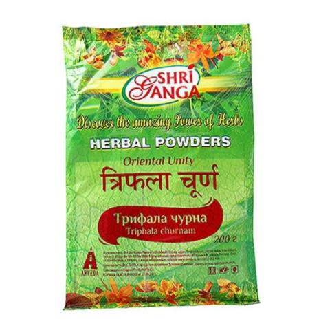 Трифала чурна / Triphala churnam, 200 г Shri