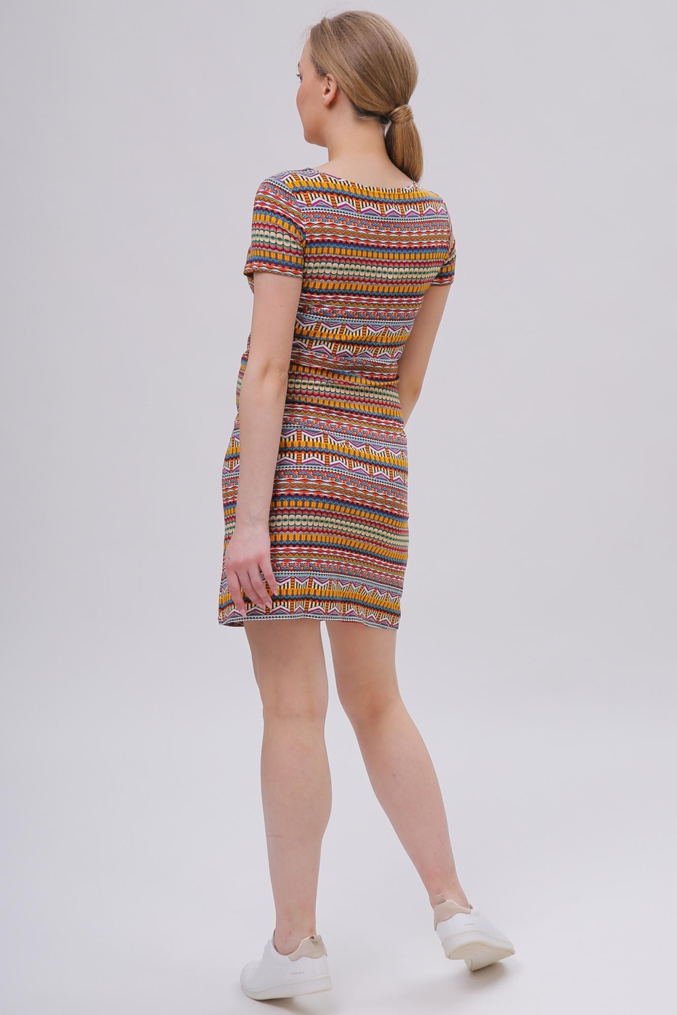 Фото платье для беременных Magica bellezza, летнее от магазина СкороМама, цветной, размеры.